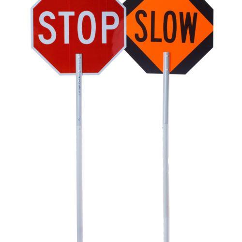STOP/SLOW Paddles Xpress