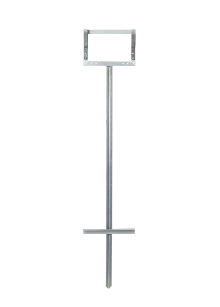 pogo stand, alone, aluminum
