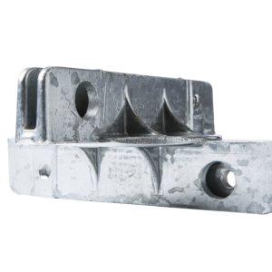 ledge, steel, stand