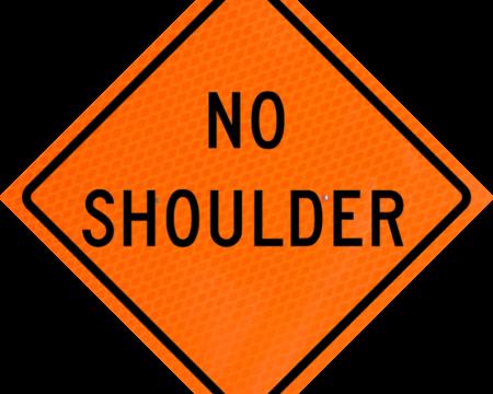 no shoulder orange diamond grade roll up