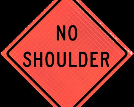 no shoulder orange diamond roll up