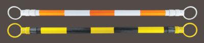 Adjustable-cone-bars, traffic cone bar