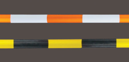 Adjustable-cone-bars, traffic cone bar