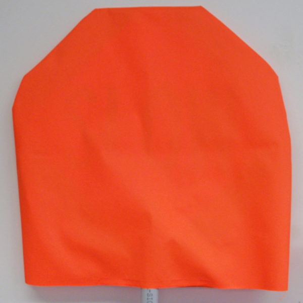 flagger stop sign cover