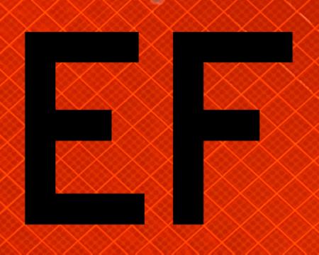 left overlay sign