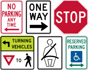 mutcd signs, mutcd, metal traffic sign, rigid traffic sign, mutcd traffic,
