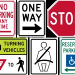 Regulatory Rigid Signs
