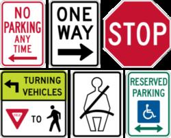 mutcd signs mutcd metal traffic sign rigid traffic sign mutcd traffic