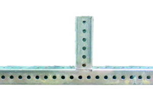 steel square tube footing bars