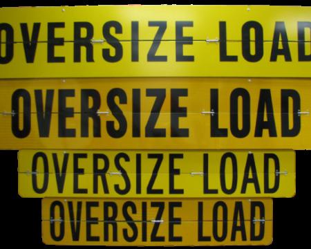 oversized load, trucking, oversize, transporting oversized