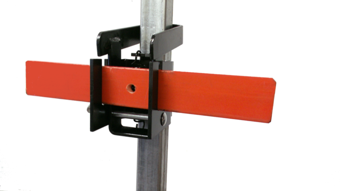 quick release sign stand