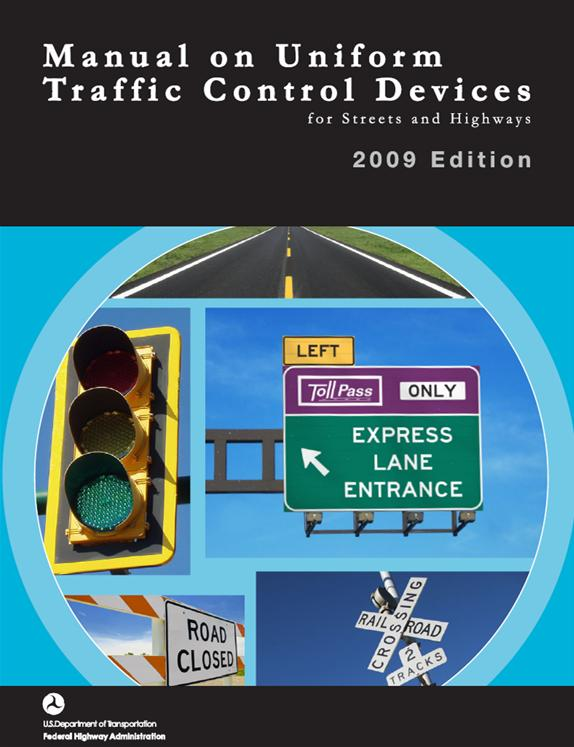 mutcd, Manual on Uniform Traffic Control Devices