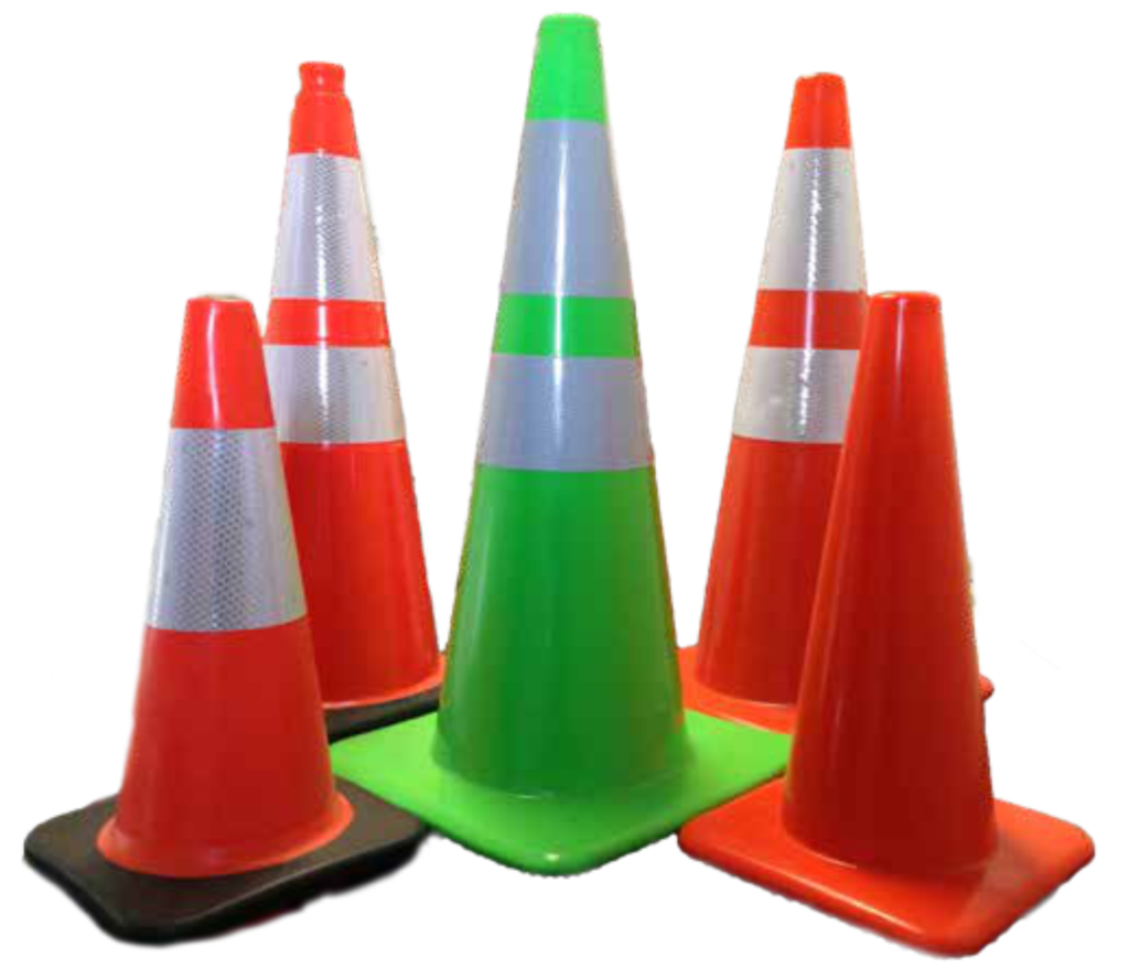 road cones, emergency cones, traffic control, parking control, traffic flow