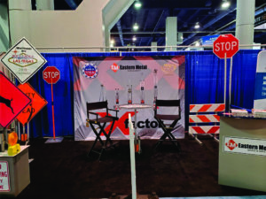 safety signs construction trade show