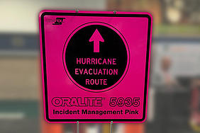 ORALITE® 5935 Incident Management Sheeting