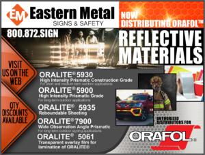 orafol, reflective, oralite, 5930, 5900 5935 7900 5061