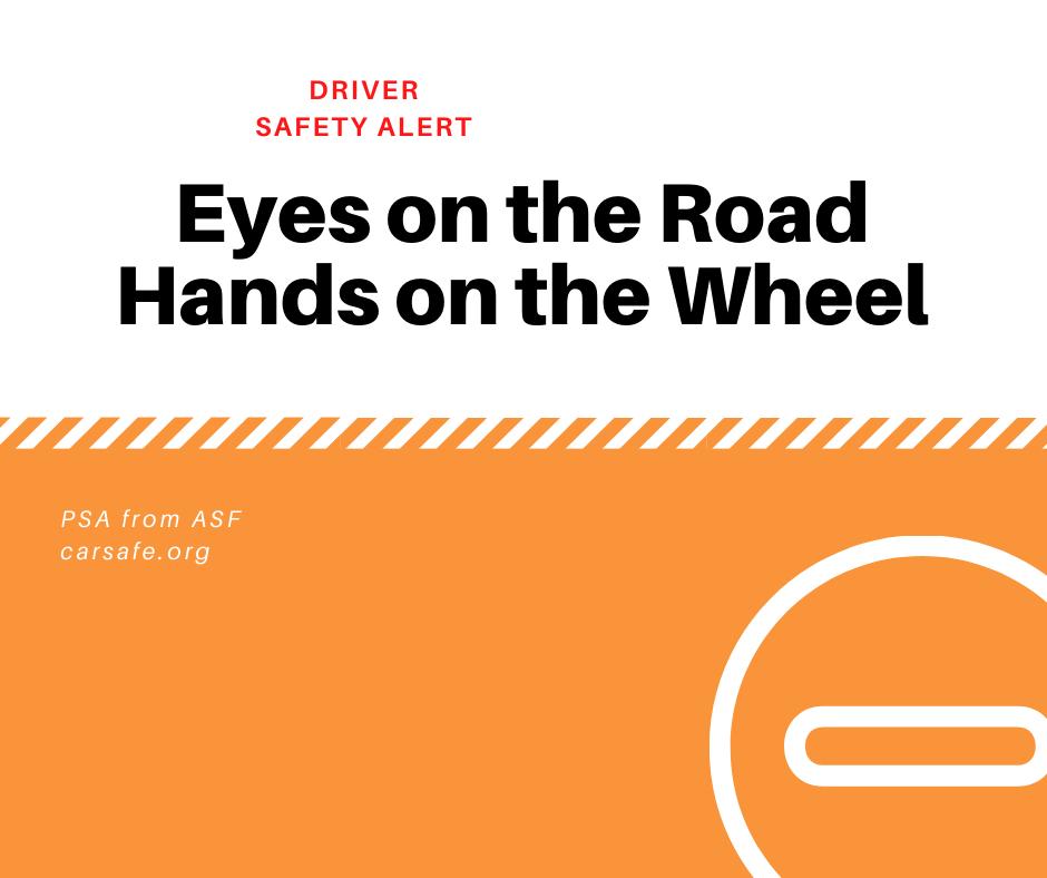 driver safety alert, psa, asf, guest