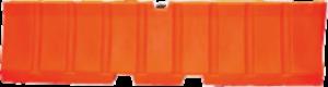 orange barrier picture