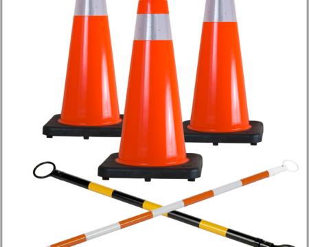 Cones & Cone Bars