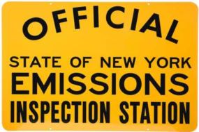 new york emmisions inspection station
